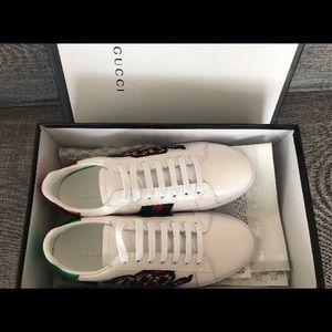 Gucci Ace Shoes size 10